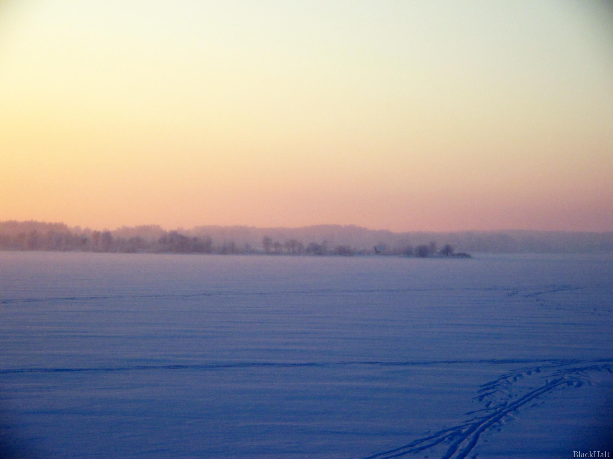 Aizsalusi upe Daugava #2