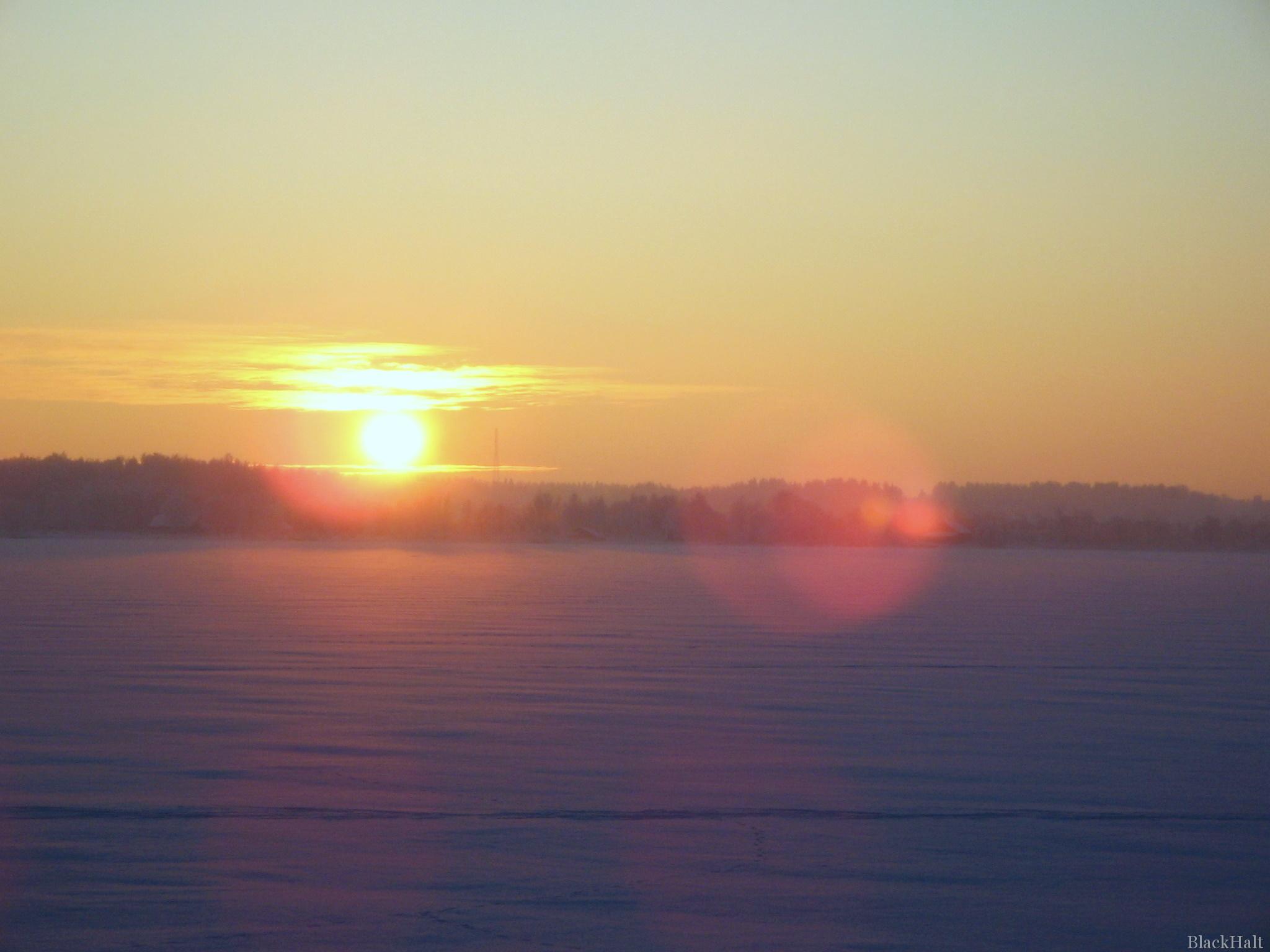 Aizsalusi upe Daugava #3
