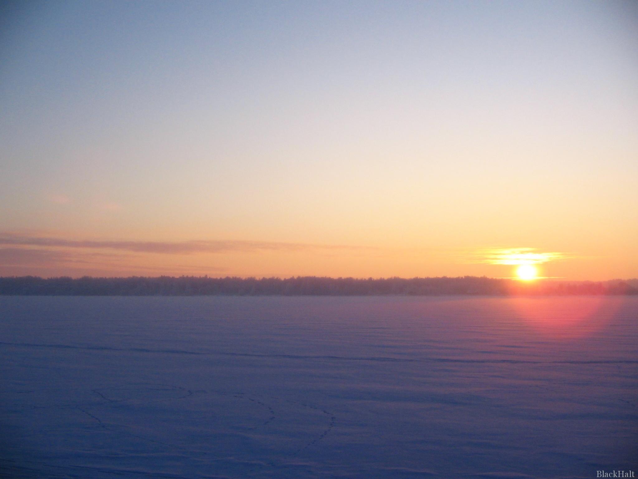 Aizsalusi upe Daugava #4