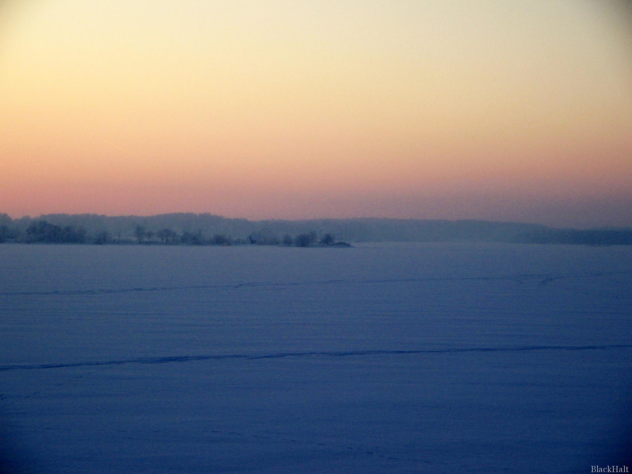 Aizsalusi upe Daugava #6