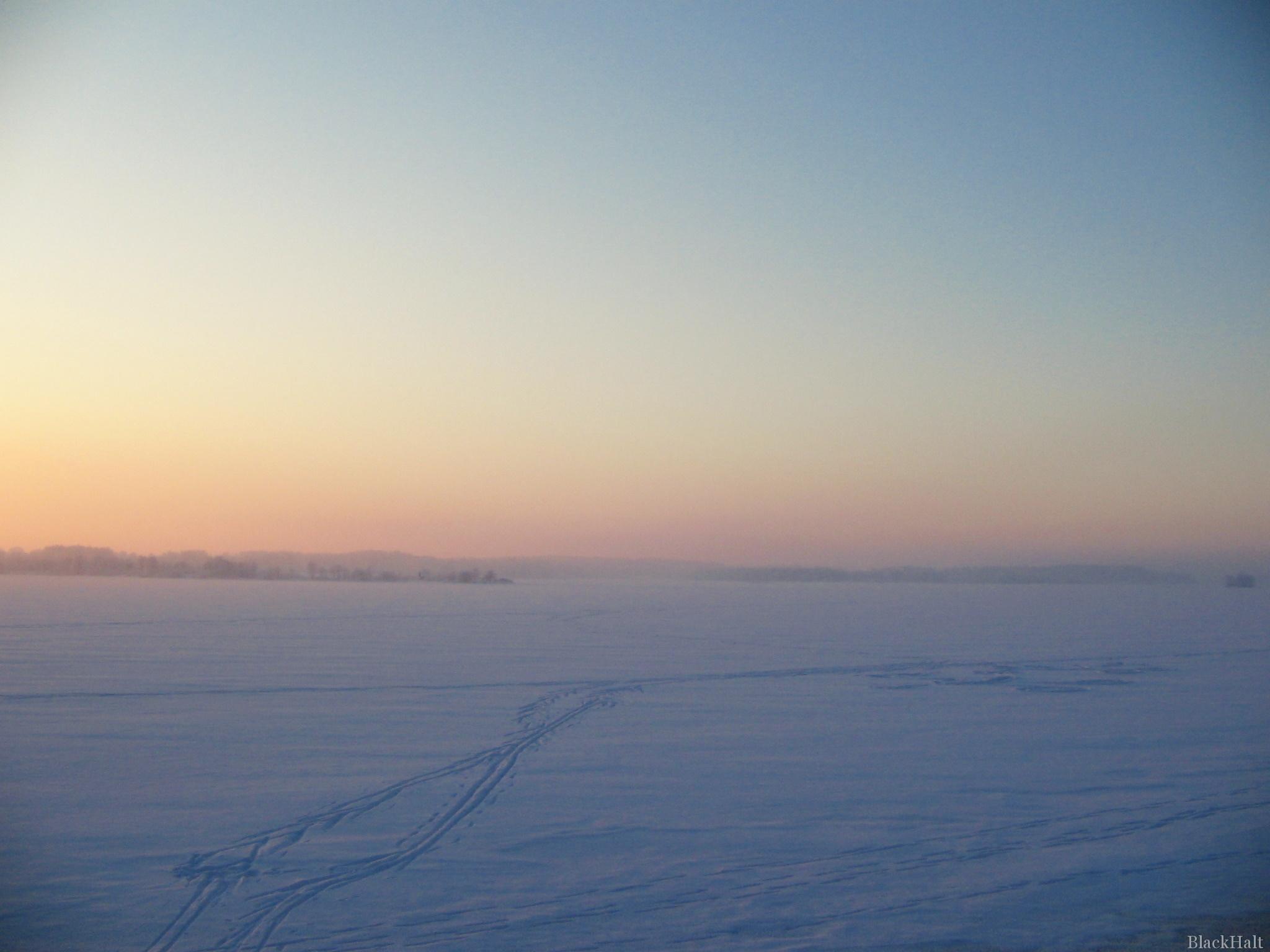 Aizsalusi upe Daugava