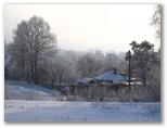 Sniegota ainava #2
